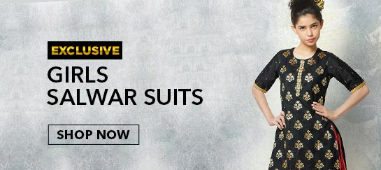 G3 Exclusive Girls Salwar Suits