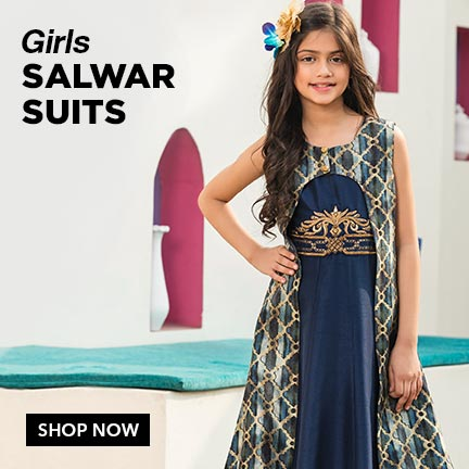 Exclusive Girls Salwar Suits