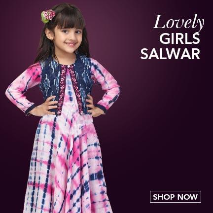Exclusive Girls Salwar Suits
