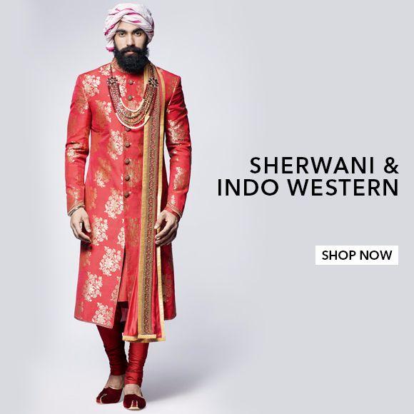 Sherwani & Indo Western