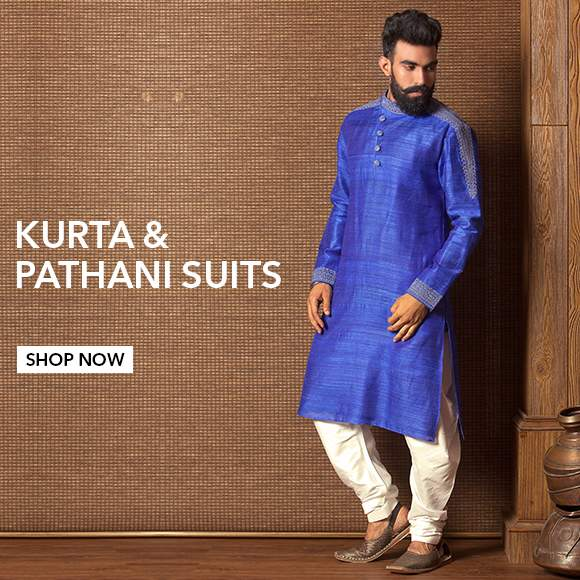 Kurta Suit & Pathani Suits