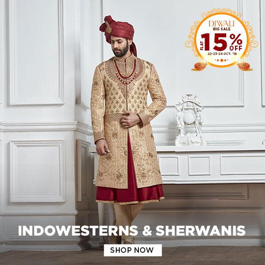 Sherwani & Indo western Collection