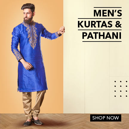 Exclusive Kurta Suit & Pathani Suits