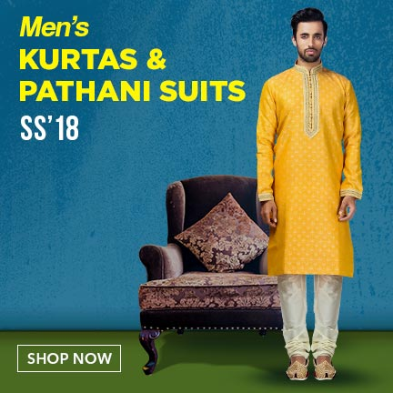 Exclusive Kurta Suit & Pathani Suits