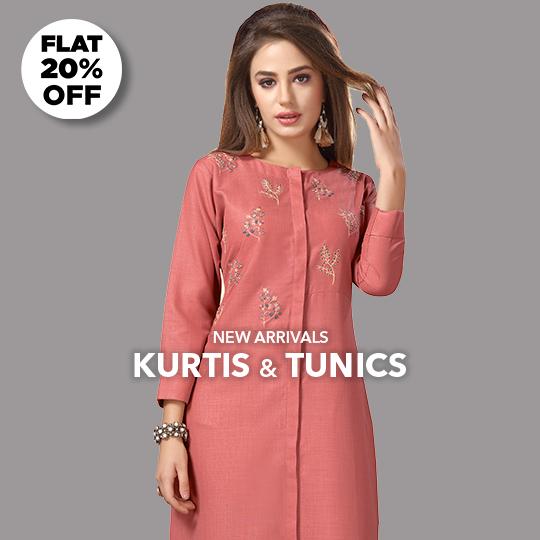 4_Kurti & Tunics