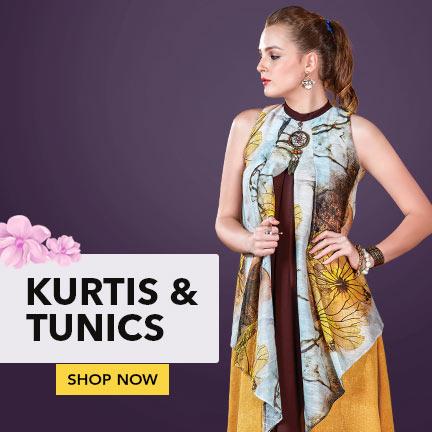 Exclusive Kurtis & Tunics