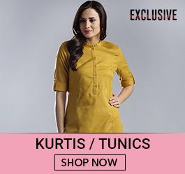 G3 Exclusive Kurtis & Tunics