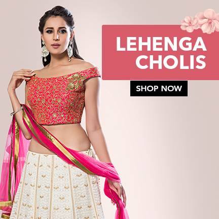 Exclusive Lehenga Cholis