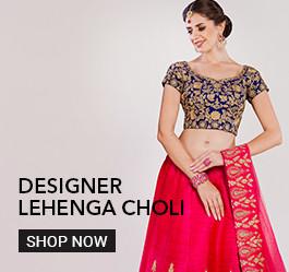 Designer Lehenga Cholis