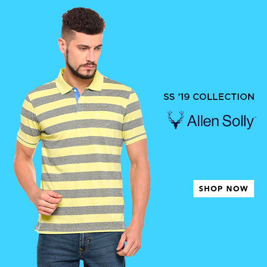 6_Mens Allen Solly Collection