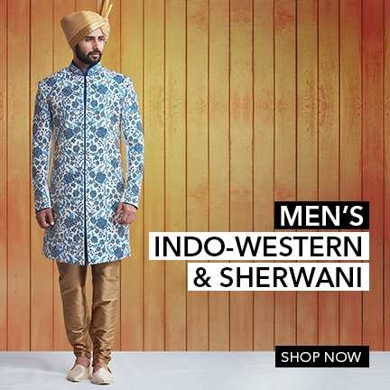 Exclusive Sherwani & Indo Westerns