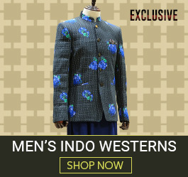 G3 Exclusive Indo Western