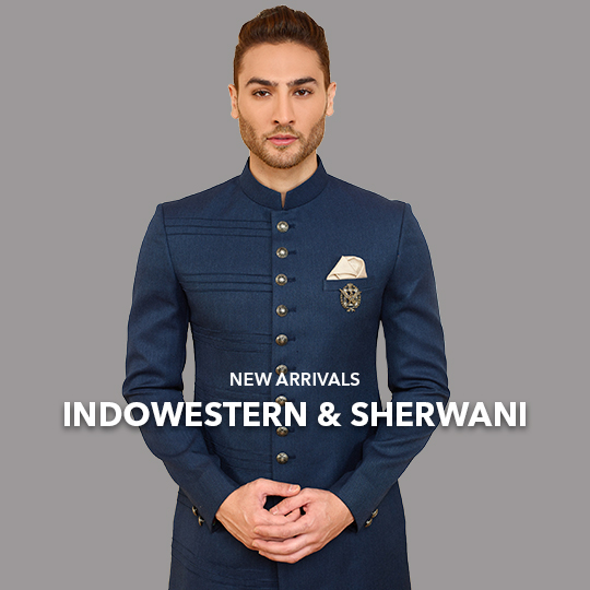 2_sherwani & indowestern collection