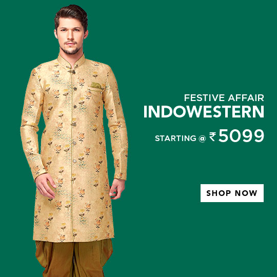 1_Indo western Collection