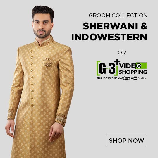 Sherwani & Indo western Collection