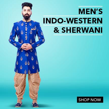 Exclusive Sherwani & Indo Westerns
