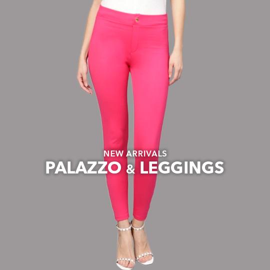 8_Palazzo & Leggings