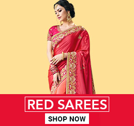 Red Color Sarees