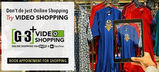 G3+ Video Shopping Service