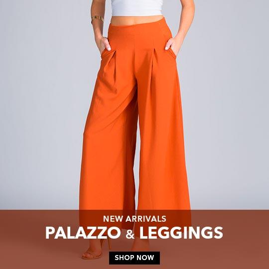 7_Palazzo & Leggings