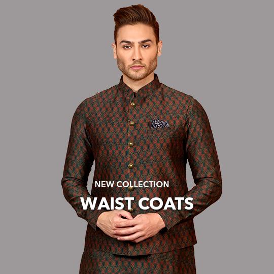 4_waist coat set