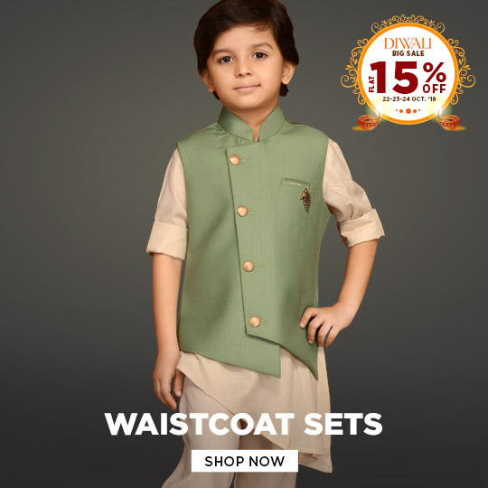 Boys Waistcoat Sets collection