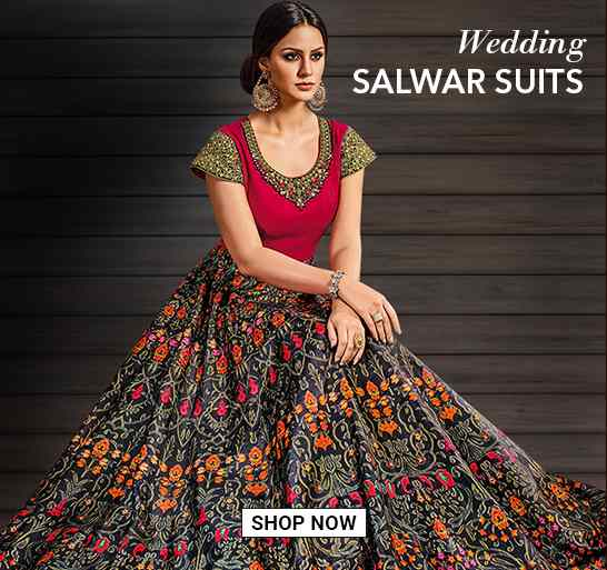 Shop salwar kameez for all occasions anarkali suits for Online suit builder