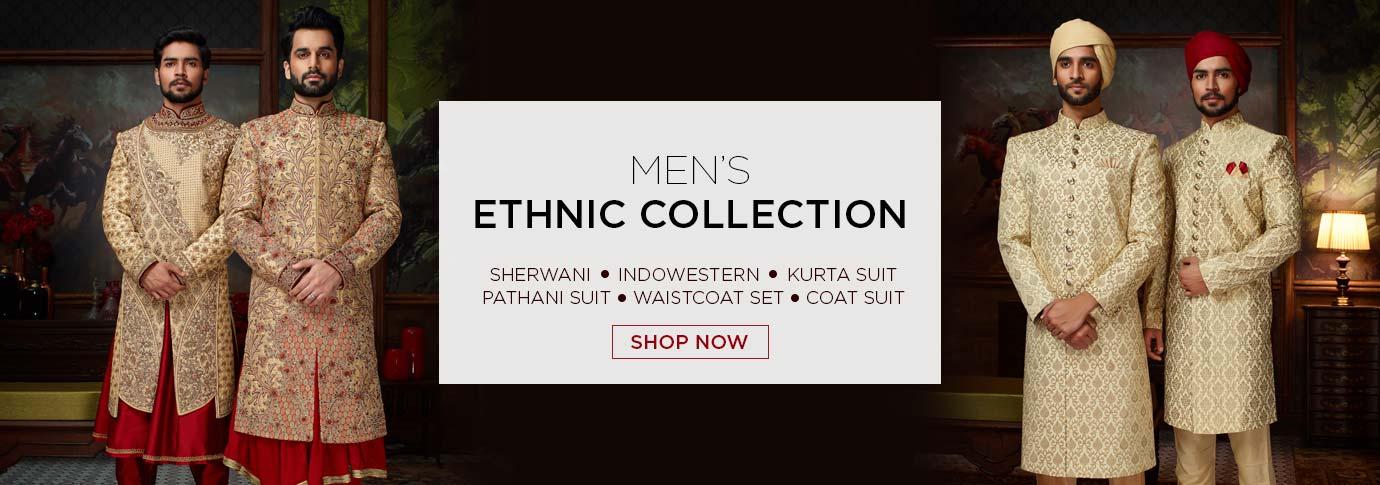 Mens Ethnic