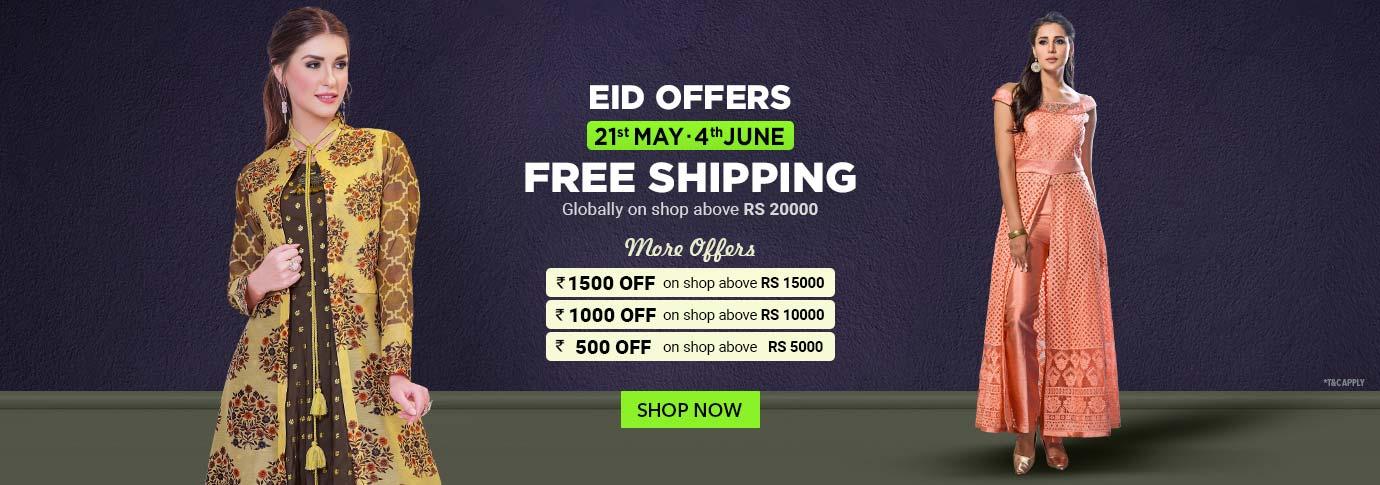 Eid Offer