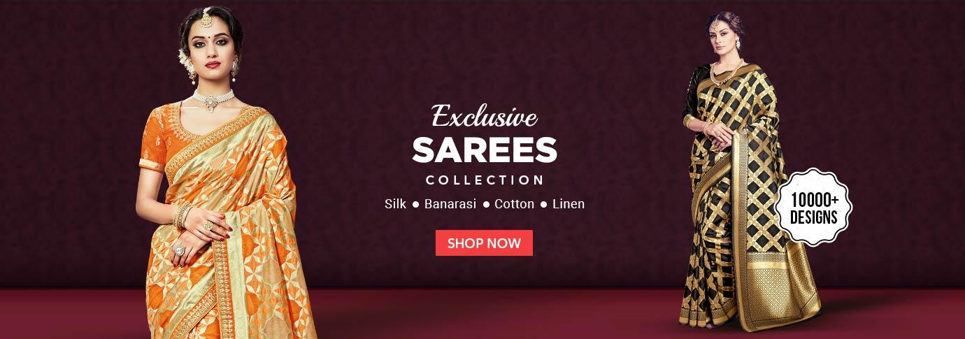 Exclusive Sarees