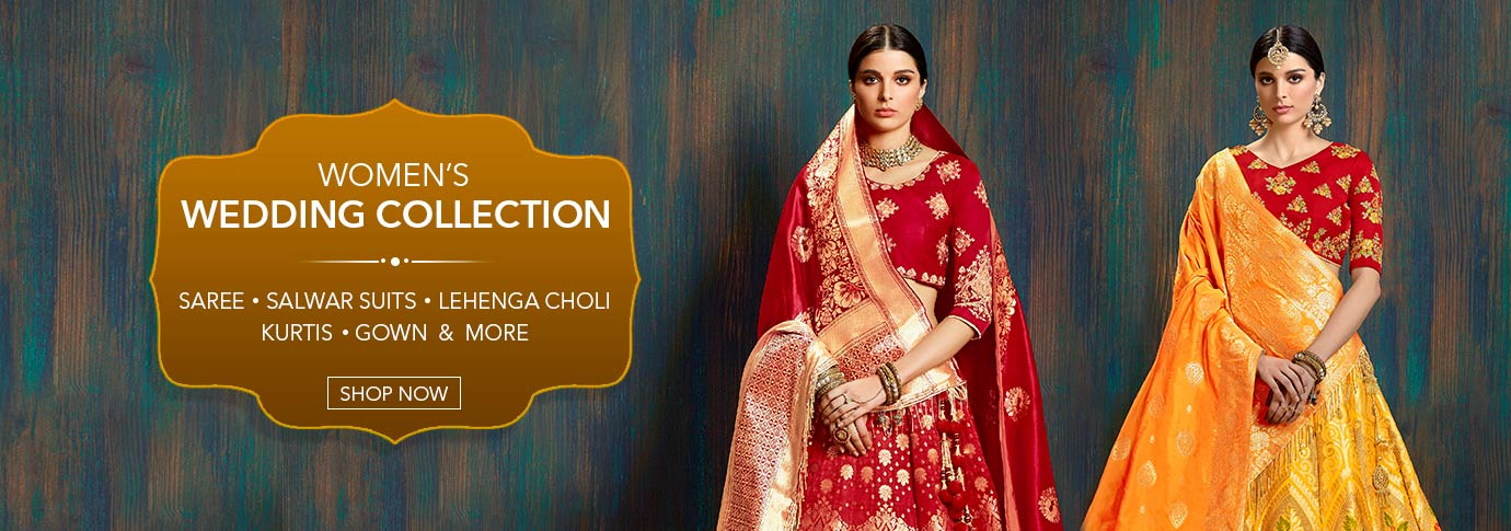 womens wedding collection
