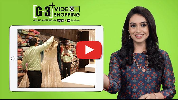 a75774fc231 G3+ Surat - Buy Wedding Sarees