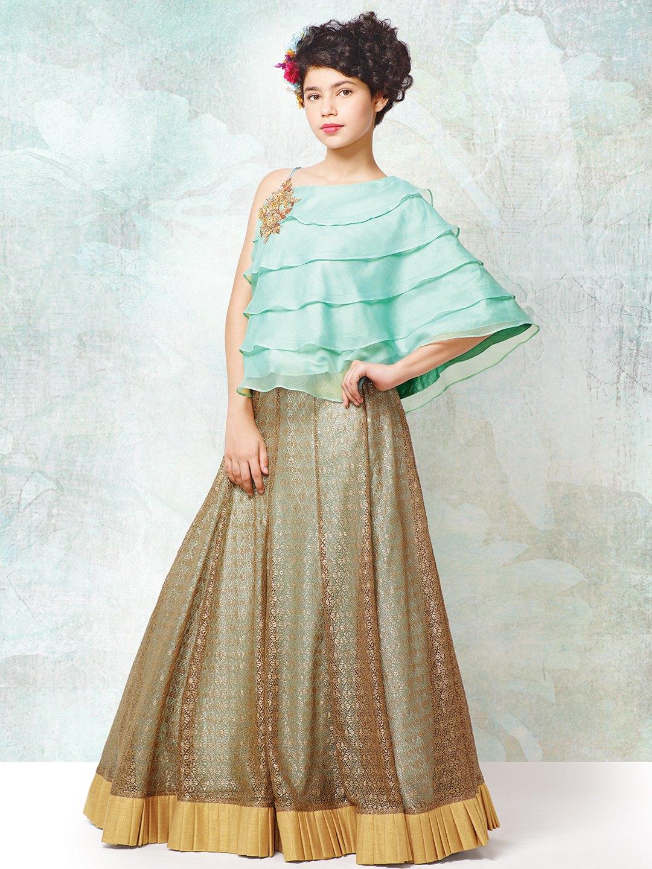 Girls Choli Suits Buy Girls Lehenga Choli Suits Online