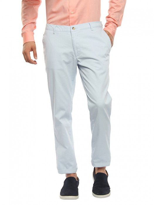Blackberrys Presented Grey Colored Trouser
