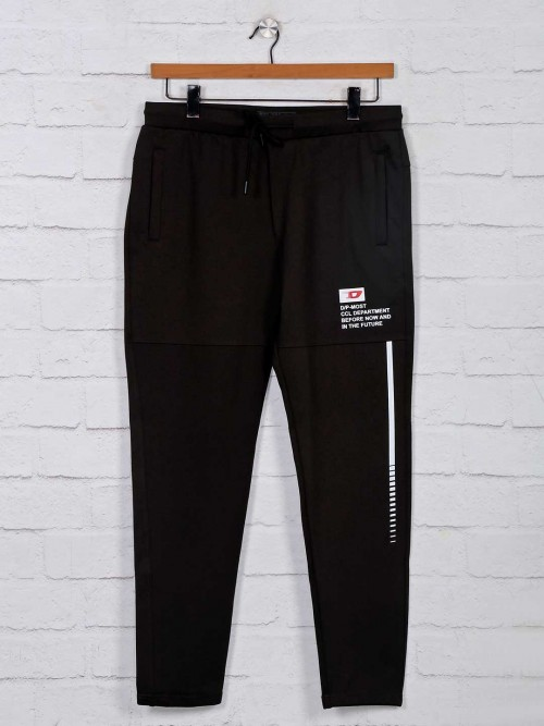 Deepee Olive Night Comfortable Track Pant