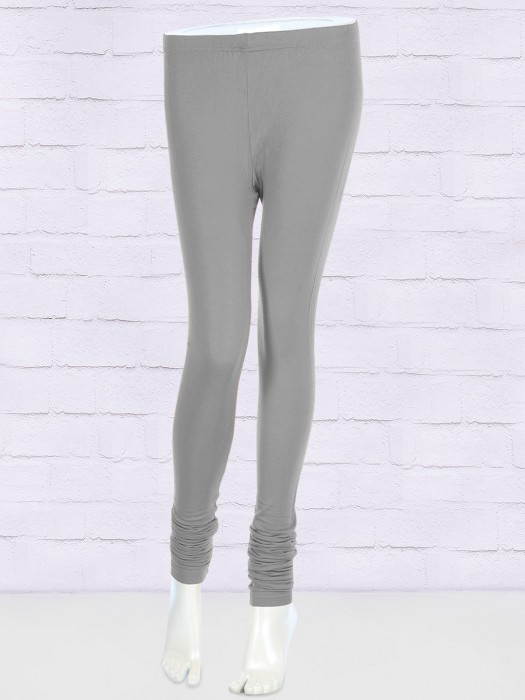 FFU Grey Simple Regular Leggings