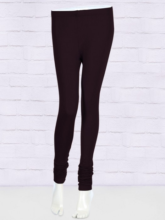 FFU Solid Brown Hue Leggings