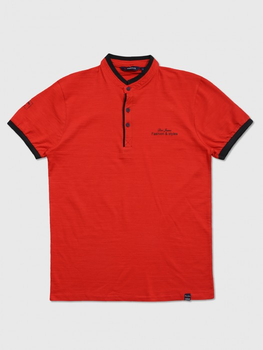 Freeze Presented Red T-shirt