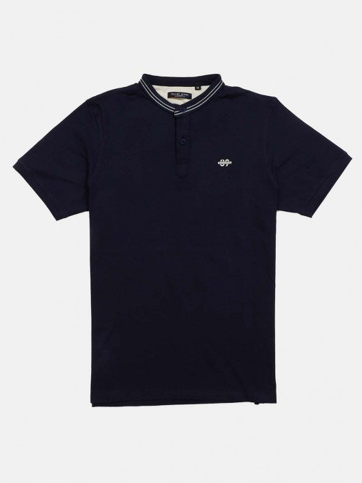 Killer Casual Solid Navy T-shirt