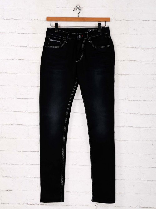 Killer Solid Dark Navy Skinny Fit Jeans