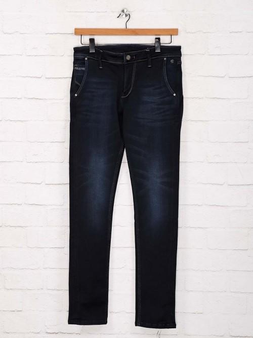Killer Solid Indigo Navy Super Slim Fit Jeans