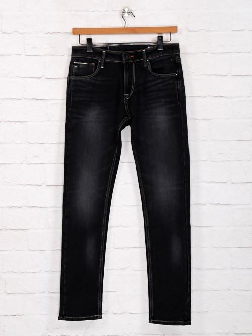 Killer Washed Black Slim Fit Jeans