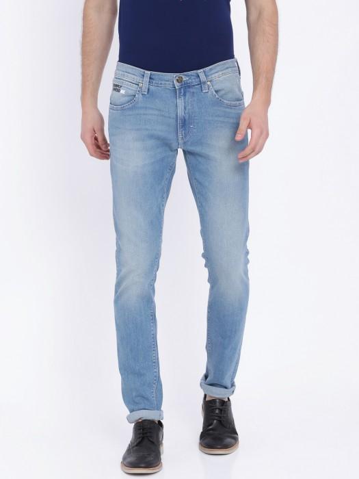 Lee Simple Sky Blue Denim Jeans