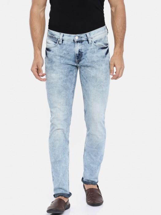 Lee Sky Blue Jeans