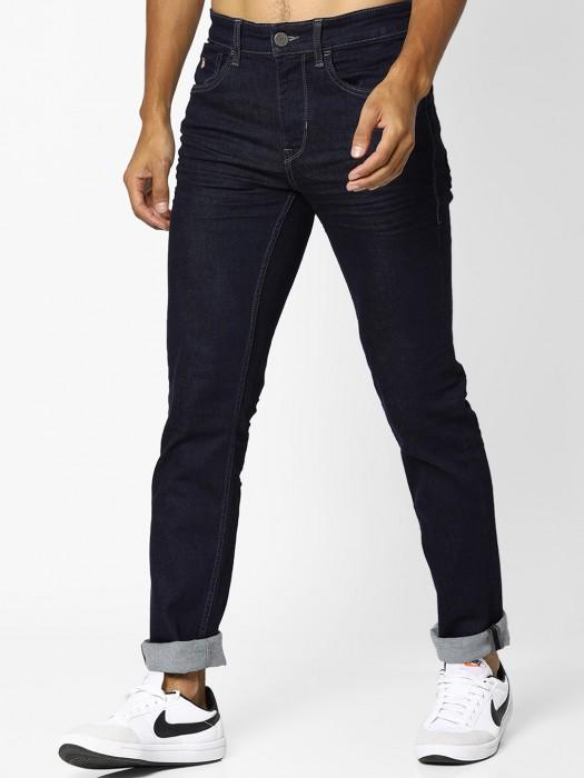 U S Polo Navy Denim Casual Wear Jeans