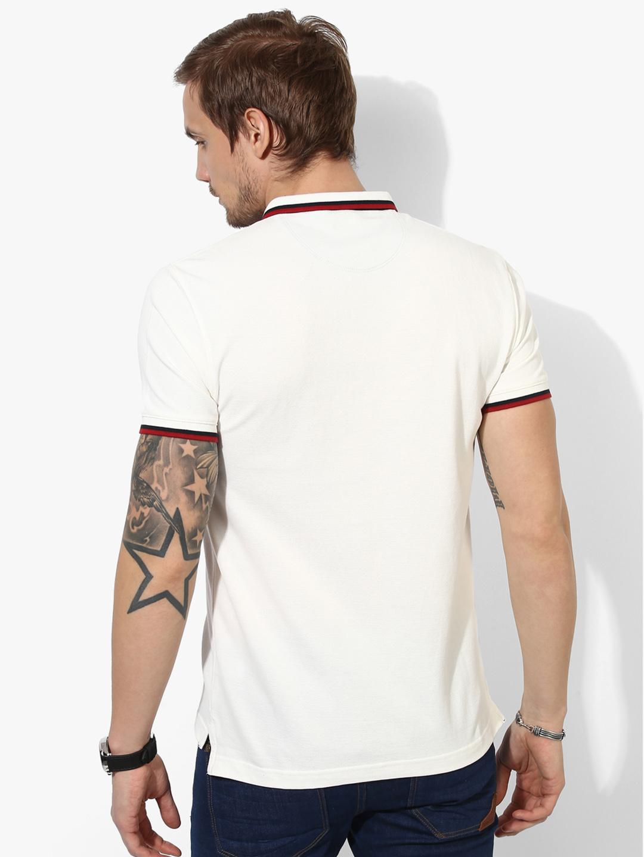 Levis plain white cotton t shirt g3 mts4901 for Levis plain t shirts