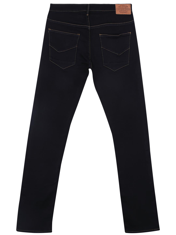 Mens Fashion Black Jeans
