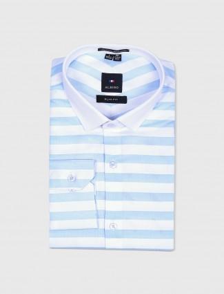 Albino cotton white shirt