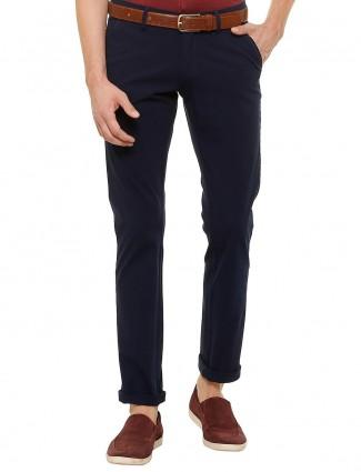 Allen Solly presented navy trouser