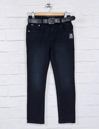 Bad Boys casual wear dark navy jeans